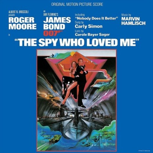 Marvin Hamlisch - The Spy Who Loved Me (Original Motion Picture Score)