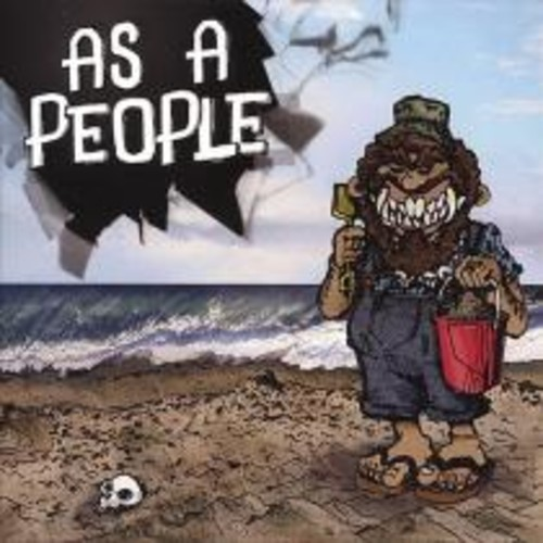 As a People [CD]