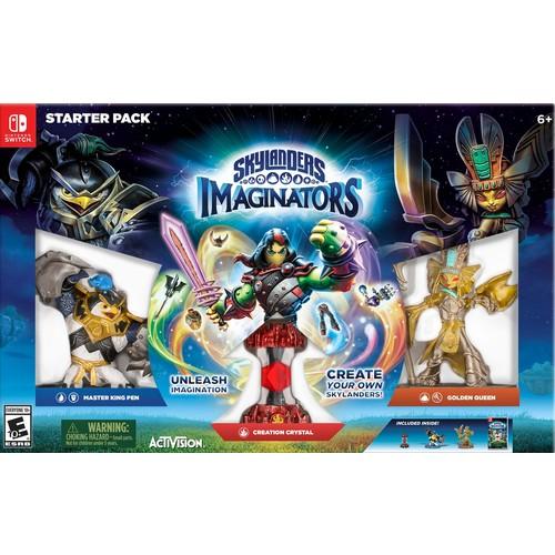 Skylanders Imaginators Starter Pack - Nintendo Switch