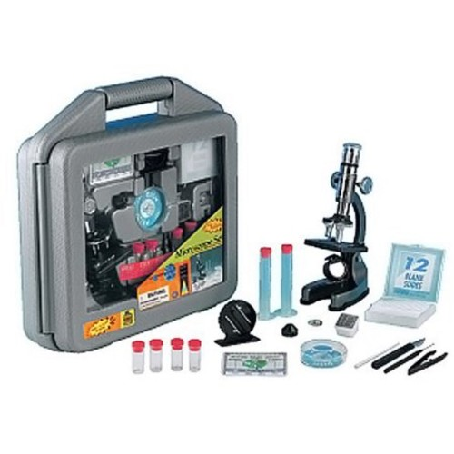 Edu-Toys Electronics Discovery Planet Microscope Set in Carrying Case [1]