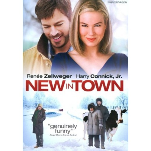 in Town (WS) (dvd_video)