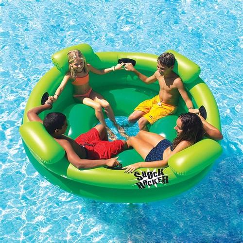 Swimline Shock Rocker Inflatable Pool Toy