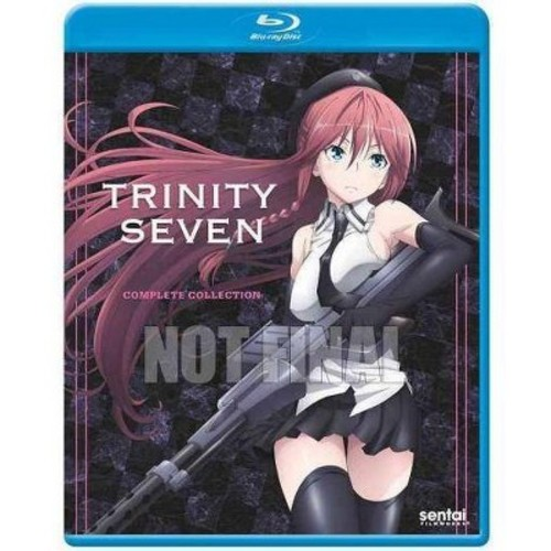 Trinity seven:Complete collection (Blu-ray)