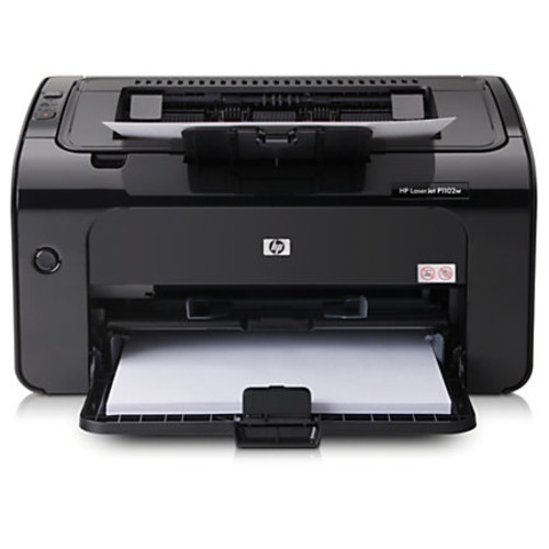 HP LaserJet Pro Wireless Monochrome Laser Printer, P1102w