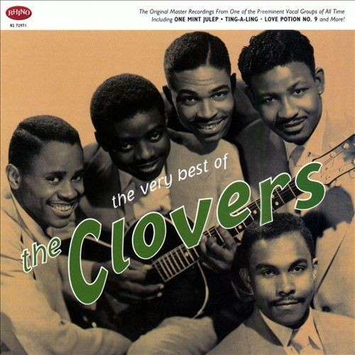 Very Best Of The Clovers CD