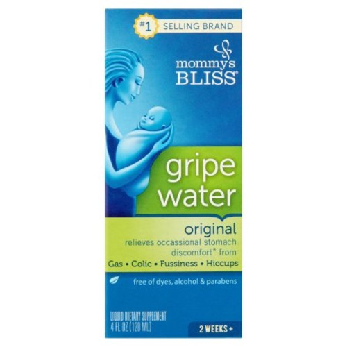 Mommy's Bliss Gripe Water, 4 fl oz