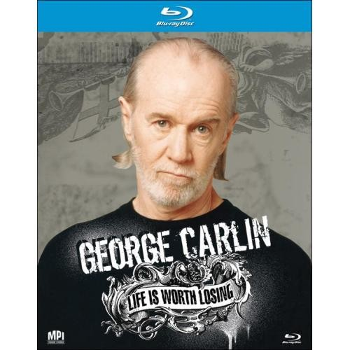 George Carlin: Life Is Worth Losing [Blu-ray] [2005]