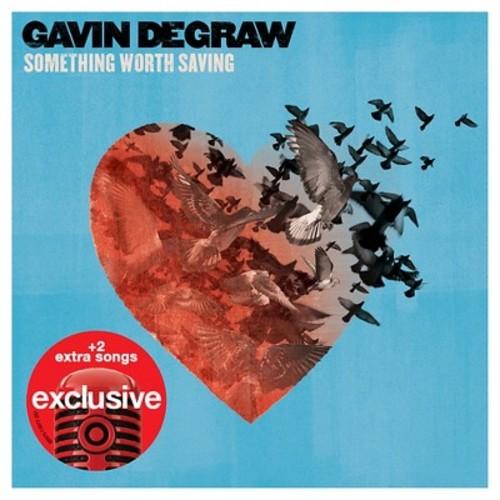Gavin DeGraw - Something Worth Saving (Target Exclusive)