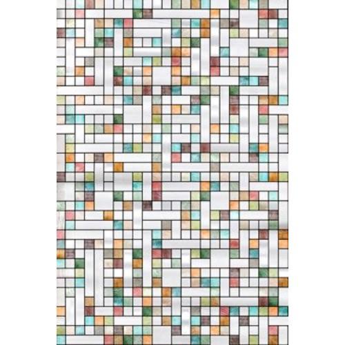 Artscape Rice Paper Sidelight 12 In. x 83 In. Window Film (01-0123)
