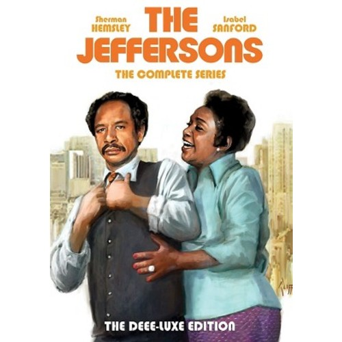 The Jeffersons: The Complete Series ( (DVD))