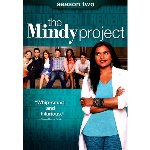 The Mindy Project: Season Two [3 Discs] [DVD]