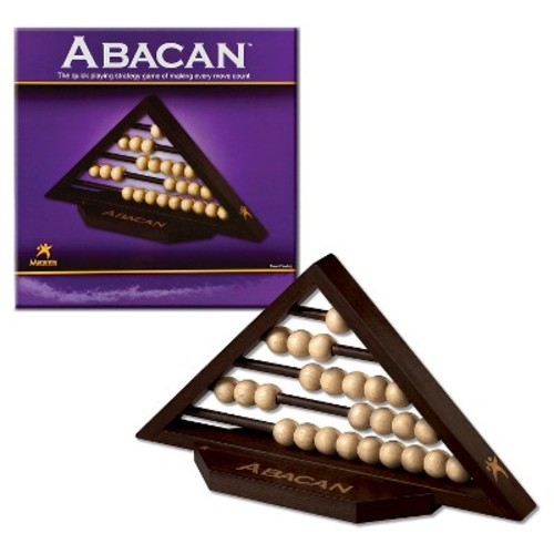 Maranda Enterprises Abacan Strategy Game