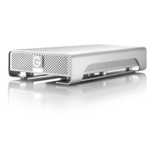 G-Technology G-DRIVE Professional External Hard Drive 2TB