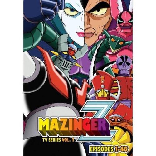 Mazinger Z TV Series Part 1 (DVD)