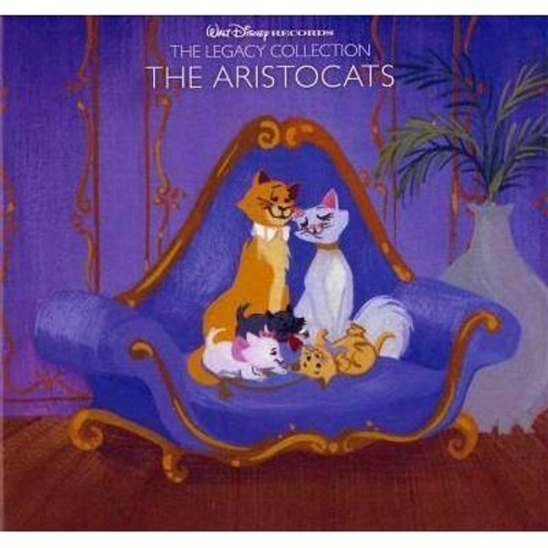 Walt Disney Records the Legacy Collection: The Aristocats [CD]