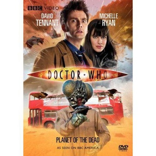Doctor Who: Planet of the Dead (DVD)