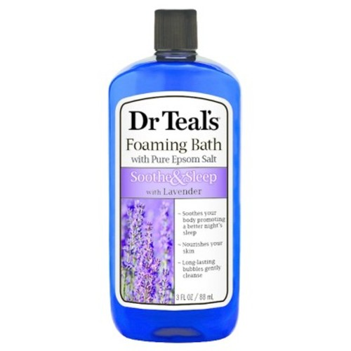 Dr Teal's Soothe & Sleep With Lavender Foaming Bath - 3 fl oz