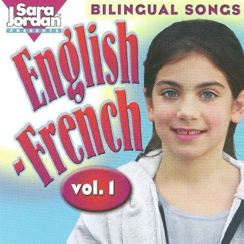 Bilingual Songs: English-French, Vol. 1 [CD]
