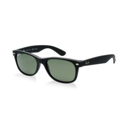 Ray-Ban Polarized Sunglasses, RB2132 55 New Wayfarer