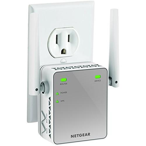 NETGEAR N300 WiFi Range Extender (EX2700)