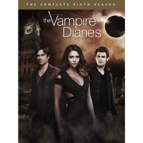 The Vampire Diaries: The Complete Sixth Season [DVD]