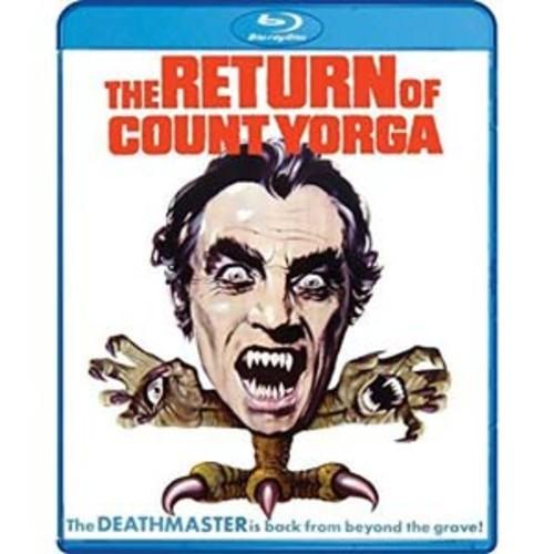 Return Of Count Yorga Sfy16280Br/Horror