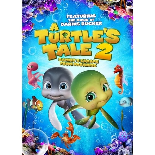 Turtles Tale 2-Sammys Escape From Paradise