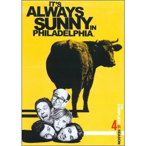 Its Always Sunny In Philadelphia: The Complete Season 4