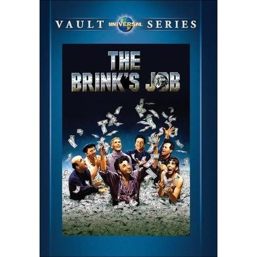 The Brink's Job [DVD] [1978]