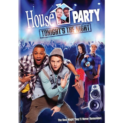 House Party: Tonight's the Night [Includes Digital Copy] [UltraViolet] [DVD] [2013]