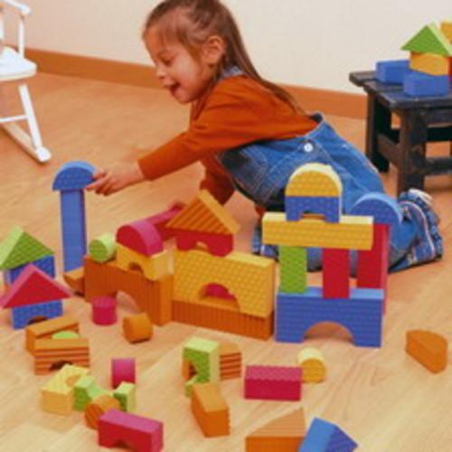 Edushape 30 piece Textured Blocks