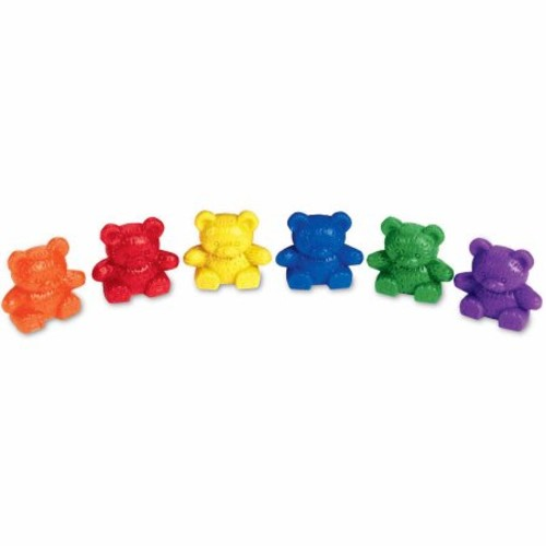 Learning Resources Baby Bear Counters, 102 Pieces