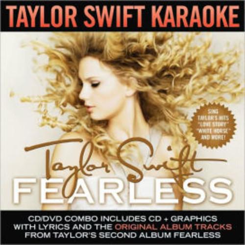 Fearless: Karaoke [CD+G/DVD]