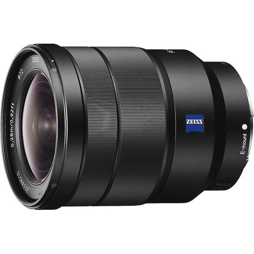 Sony SEL1635Z FE 16-35mm f/4 Wide-angle zoom lens for Sony E-mount mirrorless cameras