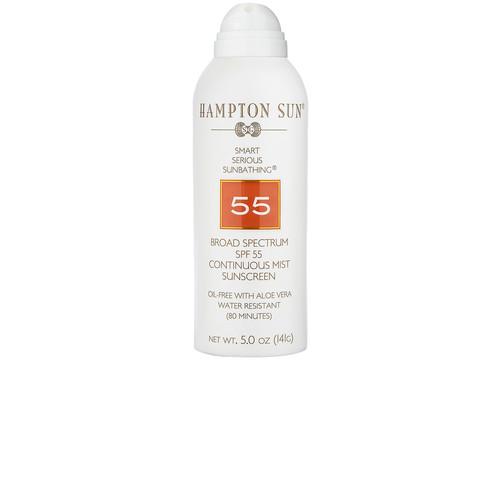Hampton Sun SPF 55 Continuous Mist in