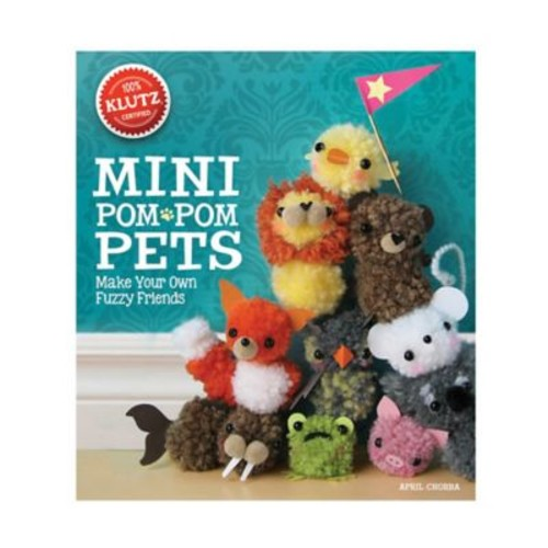 Klutz Mini Pom-Pom Pets Craft Kit