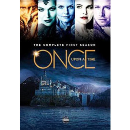 Once Upon a Time: The Complete First Season [5 Discs]