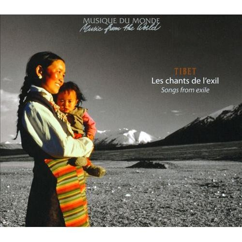 Tibet: Songs from Exile [CD]