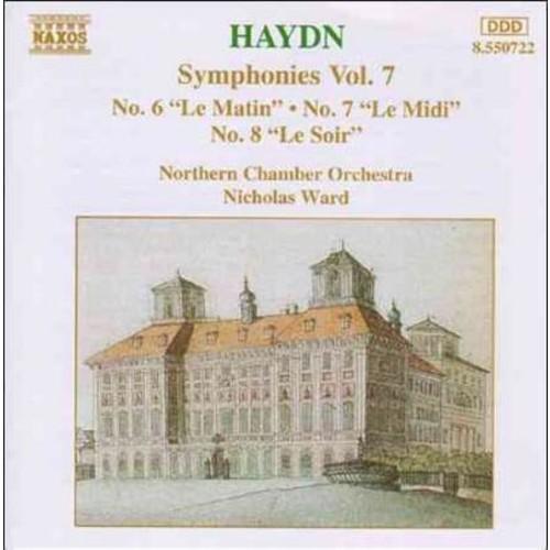 Various - Haydn: Symphonies Nos. 6-8