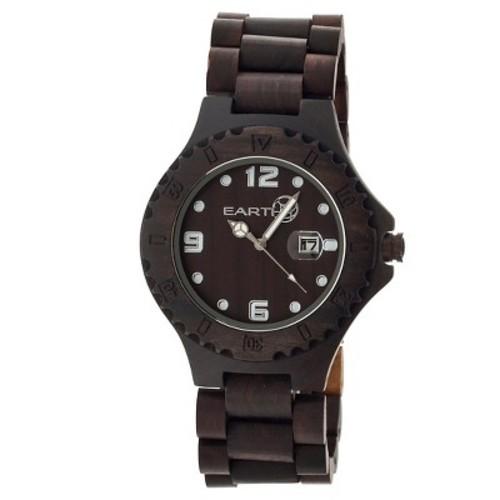 EARTH Men's Wristwatch Brown