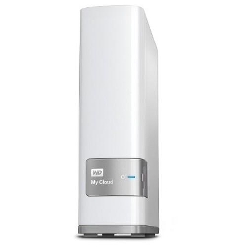 WD Hardrive 6TB My Cloud - White (WDBCTL0060HWT-NESN)