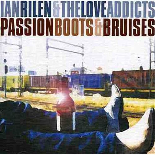 Passion Boots & Bruises [CD]