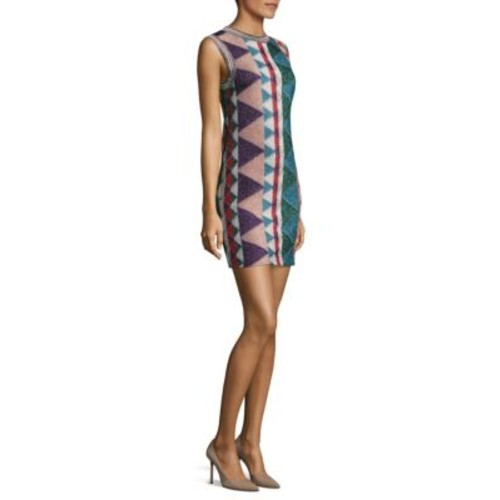 MISSONI Jacquard Shift Dress
