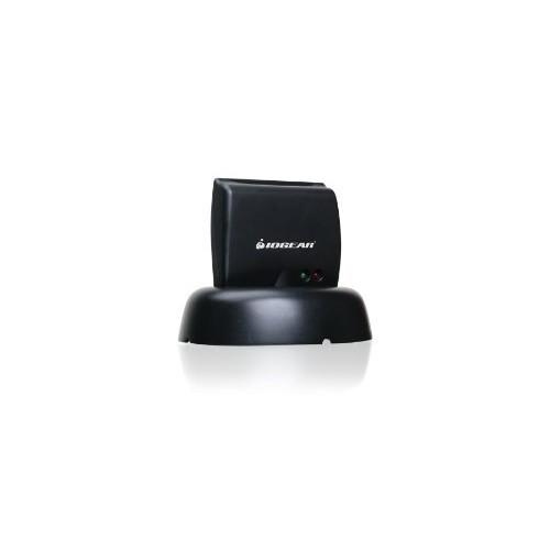 IOGEAR - USB Smart Card Access Reader - Black
