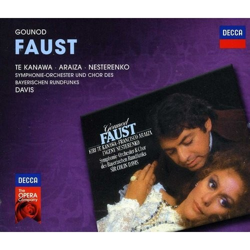 Decca Opera: Gounod Faust - CD