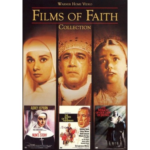 Warner bros films of faith collection (DVD)