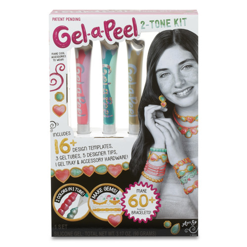 Gel-A-Peel 2-Tone Kit for Accessory