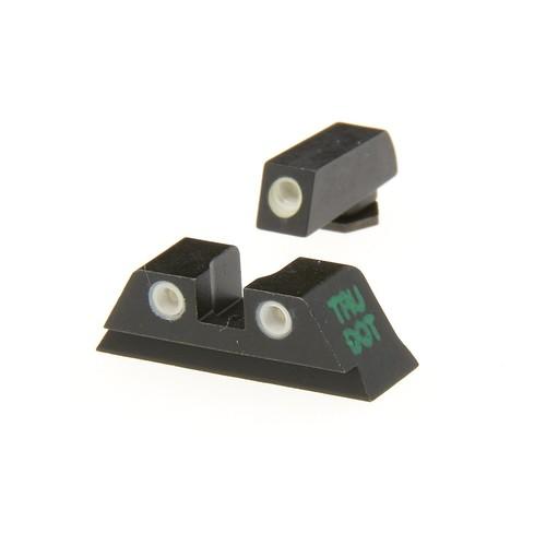 Meprolight Night Sight Set 9/357SIG/40/45GAP- Glock Green
