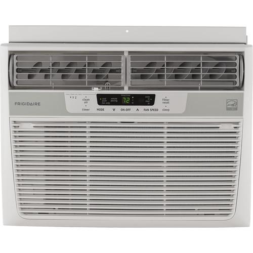 Frigidaire FFRE1033S1 10,000 BTU Window-Mounted Room Air Conditioner
