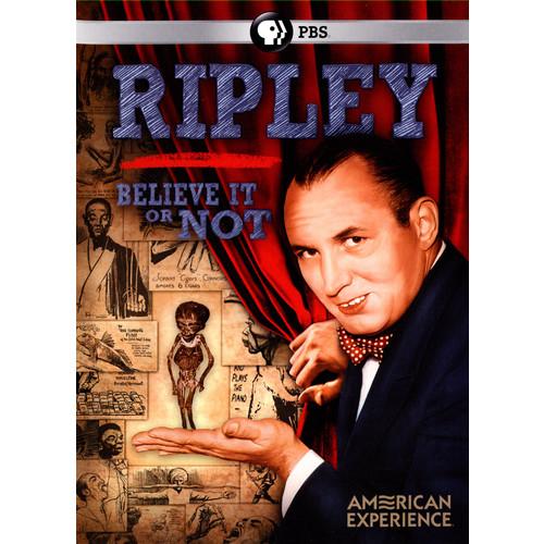 American Experience: Ripley - Believe It or Not [DVD] [2015]